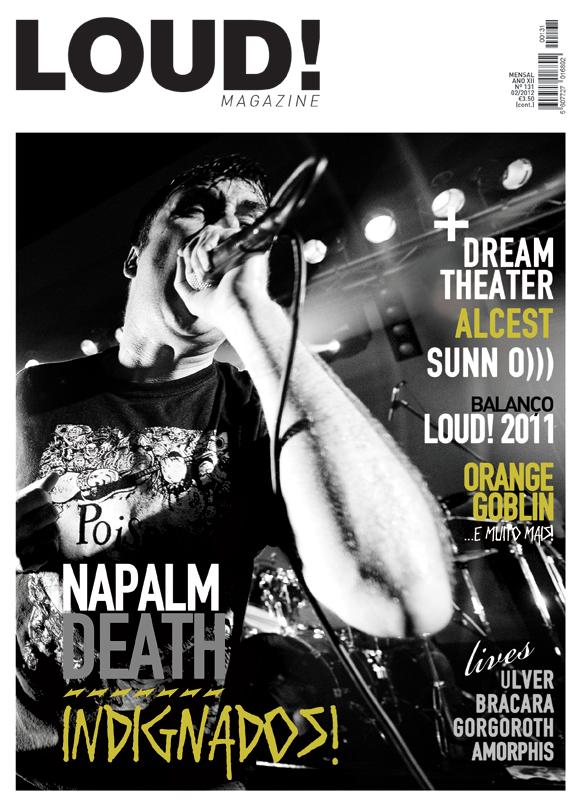 LOUD! 131 - Fev. 2012