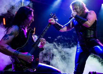 "Frankfurt, GER: Heavy Metal Band MANOWAR plays the Jahrhunderthalle on January 23rd 2016 during their ""Gods and Kings""-Tour.  Photo: Sebastian Konopka for MAGIC CIRCLE ENTERTAINMENT"