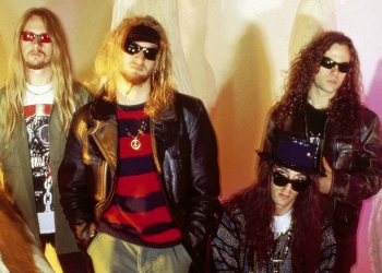 UNITED STATES - JANUARY 01:  Photo of ALICE IN CHAINS  (Photo by Ebet Roberts/Redferns)
