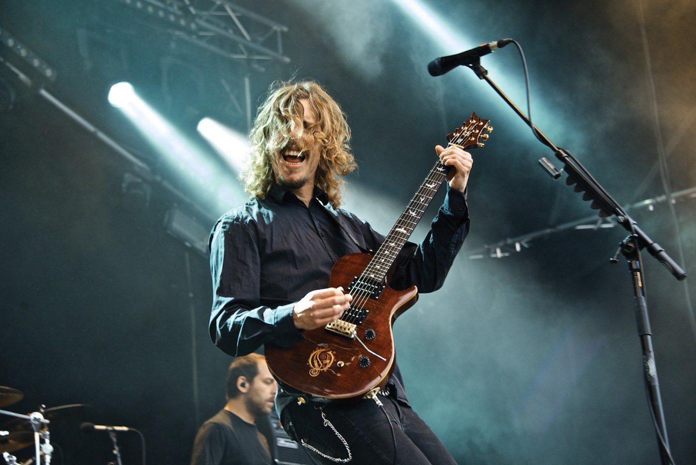 Opeth, Mikael Åkerfeldt